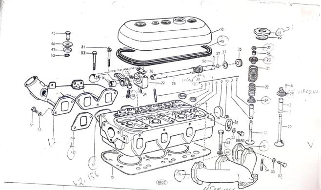 Universal Tractor 445-DT - Universal Tractor Spare Parts
