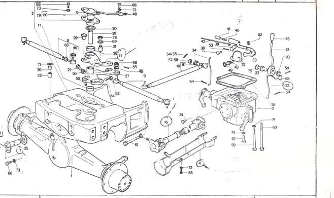 universal tractor 640 dt